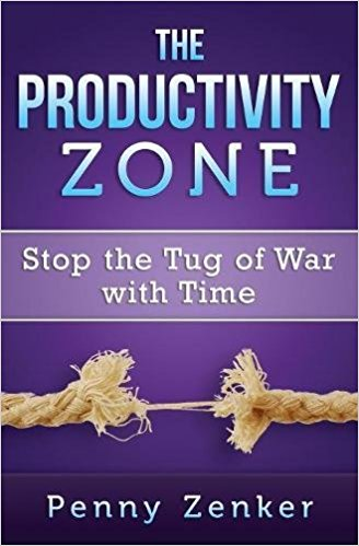 the productivity zone book cover
