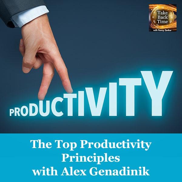 TBT 63 | Productivity Principles