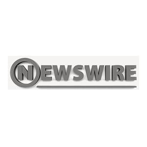 newswire radio station logo