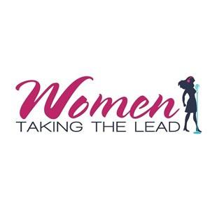 women taking the lead logo